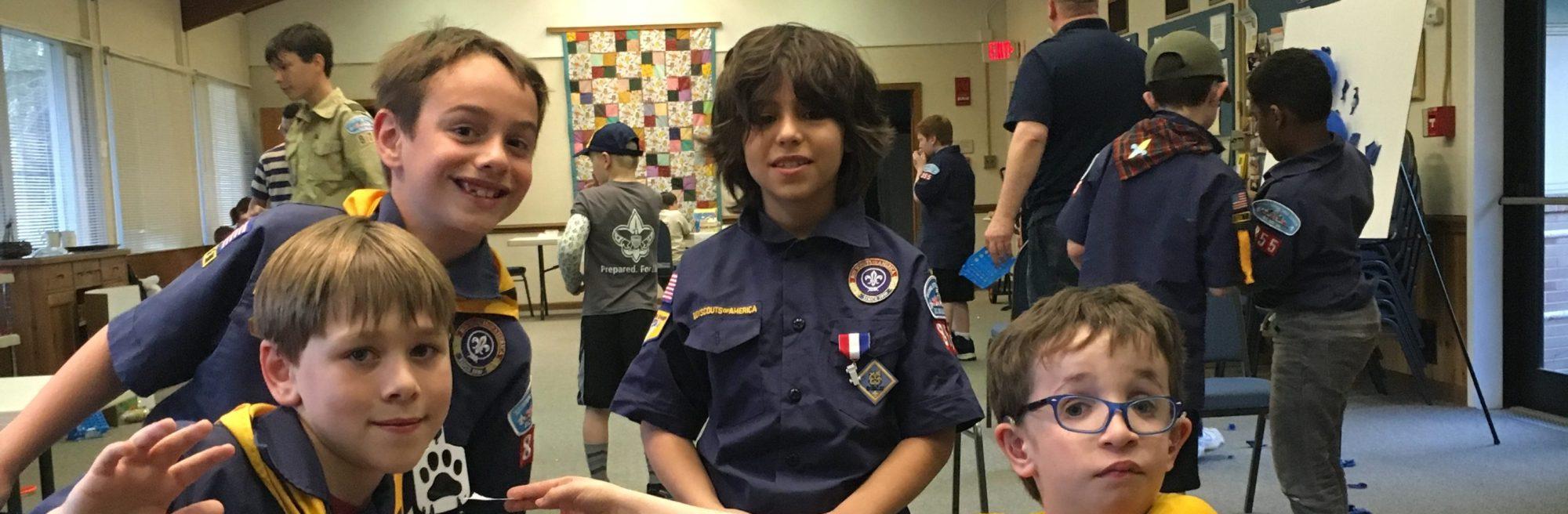 Cub Scout Pack 855